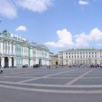Palace Square, Saint-Petersburg, Russia — Stock Photo