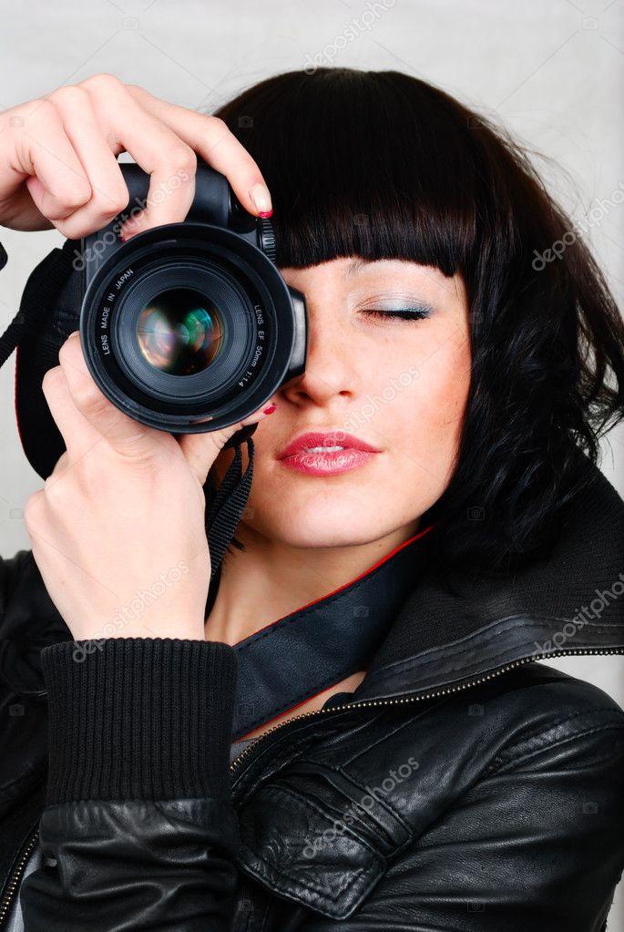 скрытая фото камера женщины онлайн