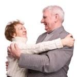Senior couple — Stock Photo #2792228