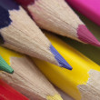 Multicolored pencils. — ストック写真 #3698295