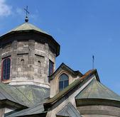 Antica chiesa armena — Foto Stock