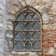 Window in the old mosque - Stock Photo