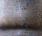 Grungy interior — Stock Photo