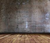 Grunge interior — Stockfoto