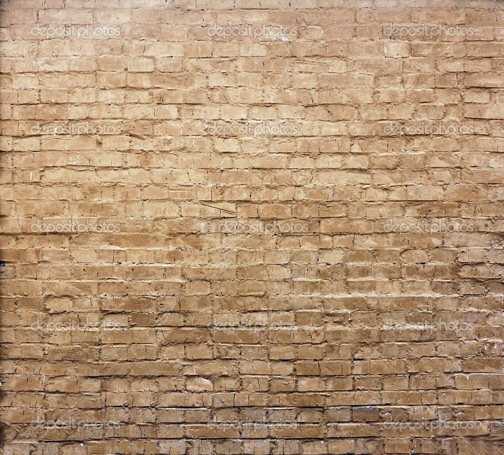 Old brick wall texture  Stock Photo #3370989