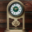 Old clock - Stockfoto