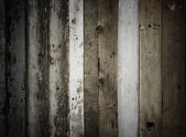 Pared de madera sucia — Foto de Stock