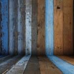 Wooden room — Stock Photo #3885945