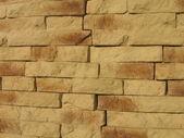 Stone bricks — Stock Photo