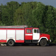 Royalty-Free Stock Photo: Russian fire truck