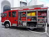 Fire equipment — Stock Photo