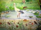Pond animals — Stock Photo