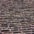 Royalty-Free Stock Photo: Old cobblestone road