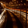 City Traffic at night — Stock Photo #2881305