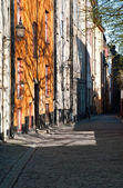 Old Town Street — Stock Photo