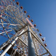Stock Photo: Carnival Big Ferris Wheel