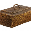 Wicker basket — Stock Photo #3487741