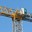 Tower crane — Stock Photo #3696518