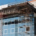 Modern construction Site — Stock Photo