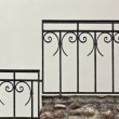 Old iron banister — Stock Photo #3728524
