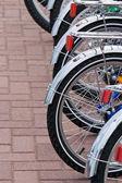 Bicycles — Стоковое фото