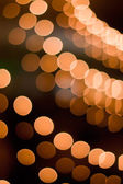 Colorful decoration lights — Foto Stock