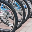 Bicycles — Stock Photo #3828318
