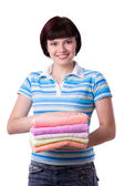 Time for laundry day. — Stock Photo