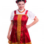 Two German/Bavarian woman — Stock Photo