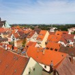 Bautzen city in Germany - Stock Photo