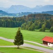 Alps morning landscape — Stock Photo #3071691