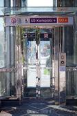 Modern lift for invalids — Stock Photo