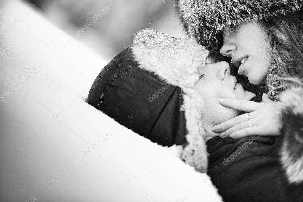 Романтический с молодой пары 3 фотография