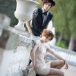 Young couple fashion — Stock Photo #3441614