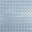 Chequer metal texture — Stock Photo #3728037