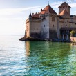 Chillon Castle — Stock Photo #3728067