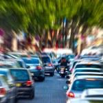 Traffic jam — Stock Photo #3728136