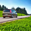 Car travel - Stockfoto