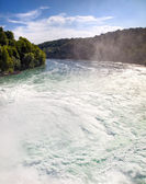 Rhine waterfall — Stock Photo