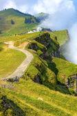 Krajobraz alp — Zdjęcie stockowe