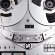 Reel-to-reel recorder - Stock Photo