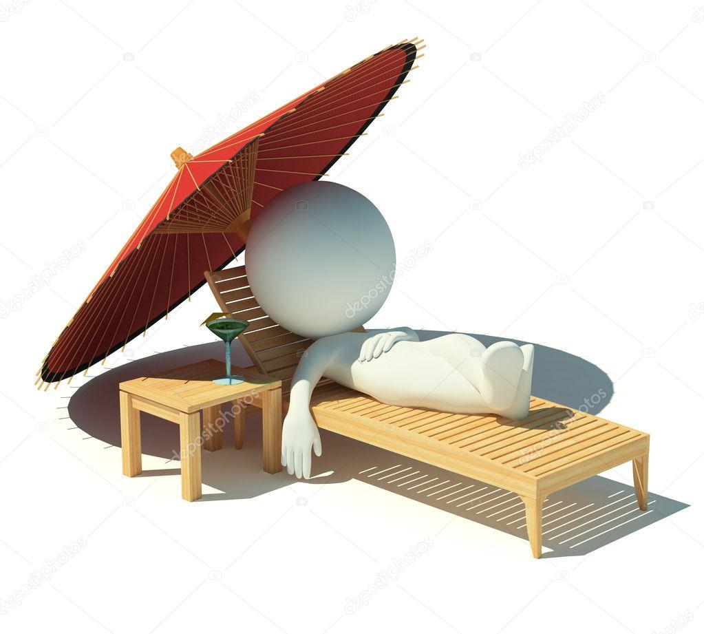 3d peque o chaise longue foto de stock anatolym 3045601 - Chaise longue pequeno ...