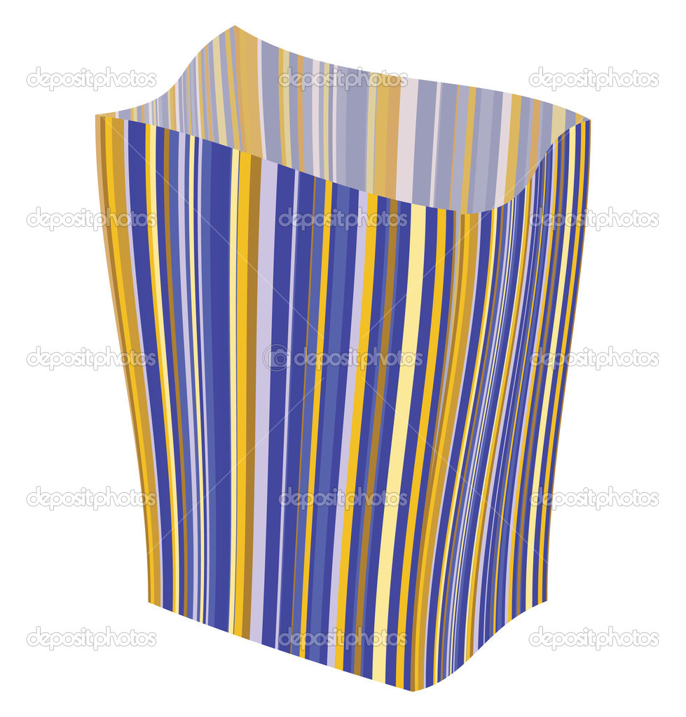 Empty striped   Stock Vector #2800878