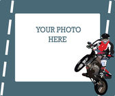 Motor cycle — Stock Photo