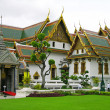 Grand Palace complex, Bangkok, Thailand — Stock Photo