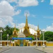 Royal Palace complex, Phnom Penh — Stock Photo #2834534