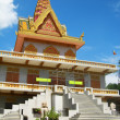 Classic Khmer architecture, Phnom Penh — Stock Photo
