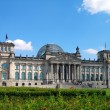 Reichstag, Berlin, Germany — Stock Photo