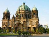 柏林 dom、 德国 — 图库照片