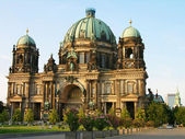 Berliner Dom, Germany — 图库照片